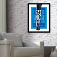 Cole Porter - I Get A Kick Art Print