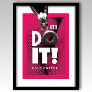 Cole Porter - Let's Do It Art Print