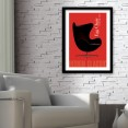 Egg Chair Art Print