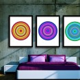 Pop Art Target Art Prints
