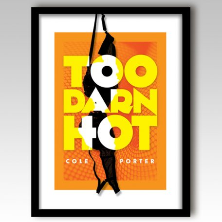 Cole Porter - Too Darn Hot Art Print
