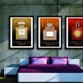 Timeless Elegance Perfume Art Prints